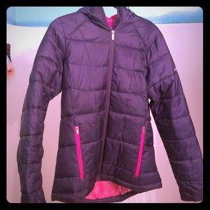 Columbia jacket with Omni-heat technology